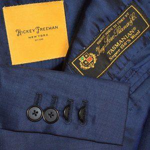 40L Hickey Freeman CURRENT Loro Piana 150's SUIT